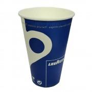 Pahare din Carton 12 Oz Model Lavazza (330 ml), 100 Buc/Bax - Pentru Bauturi Calde