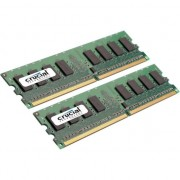 Memorie ram crucial DDR2, 4GB, 667MHz, CL5 (CT2KIT25664AA667)