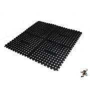 Oztrail Foam Floor Mat (Black pack of 4)