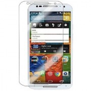 Anti Shock impossible screen guard for Motorola Moto X2 (Unbreakable 0.2 MM Transparent) by Jabox.