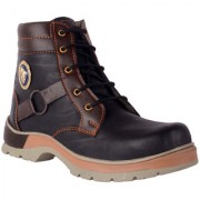 1AAROW 163 BLACK BOOTS FOR MENS