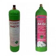 Bombola Gas Fluido Refrigerante Ricaricabile R 410 Climatizzatori