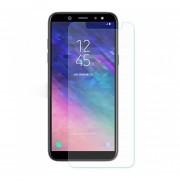 Mica Cristal Templado Para Samsung A600 Galaxy A6 2018 Glass 9H - Transparente