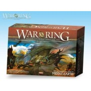 Fantasy Flight Games - Jeu De Société (Anglais) - War Of The Ring 2nd Edition