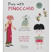 Card Game. Play With Pinocchio