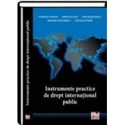 Instrumente Practice De Drept International Public - Florian Coman Cristian Jura Ion Necsulescu G