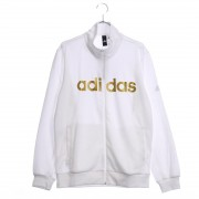 【SALE 50%OFF】アディダス adidas メンズ 長袖ジャージジャケット M ESSENTIALS ビッグリニアロゴ ウォームアップ ジャケット CD9676 メンズ