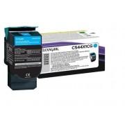 Lexmark Toner ciano altissima resa c544 x544 4kp. return program