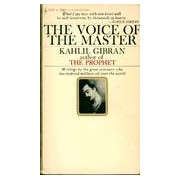 The voice of the master - Khalil Gibran - Livre