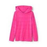 Lands' End Hoodie mit UV-Schutz für kleine Kinder - Pink - 122/128 von Lands' End