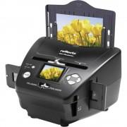 Skener 3u1 Reflecta, skener dijapozitiva, slika i negativa 1800 dpi digitalizacija bez PC-a, ekran, ulaz za memorijsku karticu