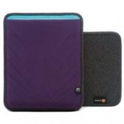 """Калъф Booq Boa Skin XS за iPad (всички модели) и таблети до 10 инча, неопренов, """"тип джоб"""" лилав."""