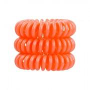 Invisibobble The Traceless Hair Ring Haargummi 3 St. Farbton Sweet Clementine für Frauen