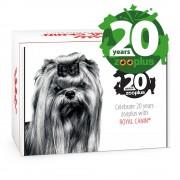Royal Canin caja regalo para perros pequeños - Edición de aniversario - 1 caja regalo con 7 productos