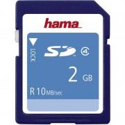 Hama Speicherkarte SecureDigital, 2 GB