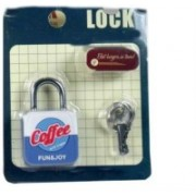 Shrih New Style Key And Safety Lock(Multicolor)