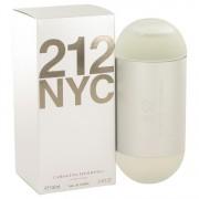 212 Eau De Toilette Spray (New Packaging) By Carolina Herrera 3.4 oz Eau De Toilette Spray