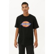 Dickies - T-shirt noir avec logo fer à cheval- taille: XL