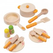 Hape Gourmet Kitchen Starter Set E3103