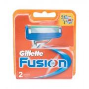 Gillette Fusion lama di ricambio 2 pz