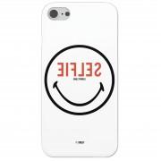 Smiley Funda Móvil Smiley World Selfie Pocket Smiley para iPhone y Android - iPhone 8 - Carcasa doble capa - Brillante