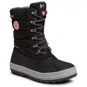 Cizme de zăpadă HELLY HANSEN - Tundra Cwb 2 115-36.991 Jet Black/New Light Grey/Charcoal/Angora/Black Gum