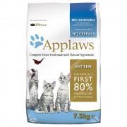 Applaws Kitten ração para gatinhos - Pack económico: 2 x 7,5 kg