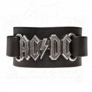 Brăţară AC / DC - ALCHEMY GOTHIC - Logo - HRWL446