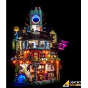 Light My Bricks LEGO Ninjago City 70620 Verlichtings Set