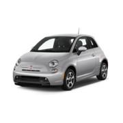 Fiat 500 À Ancône