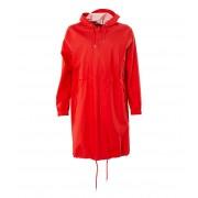 Rains Regenjassen Long W Jacket Rood