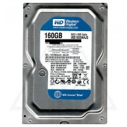 "HDD 160 GB Western Digital Caviar Blue SATA, 7200 RPM, 8 MB cache 3.5"" - second hand"