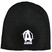 Universal Animal Skull Cap Black