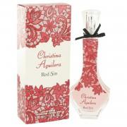 Christina Aguilera Red Sin by Christina Aguilera Eau De Parfum Spray 1.7 oz