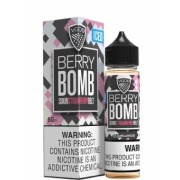 Lichid Tigara Electronica Premium VGOD Berry Bomb Iced, 50ml, Fara Nicotina, 70VG / 30PG, Fabricat in USA