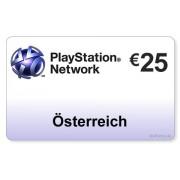 Sony (AT) PlayStation Network PSN Card 25EUR