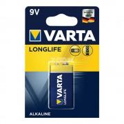 Varta Longlife 9V-os tartós elem (1 db)