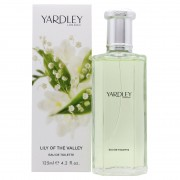 Yardley - lily of the valley eau de toilette - 125 ml spray