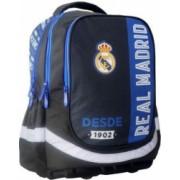 Ghiozdan scoala ergonomic FC Real Madrid 42 cm