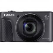 Digitalni fotoaparat Canon SX730HS 20 MPix Zoom (optički): 40 x Crna WiFi, Bluetooth, Full HD video zapis