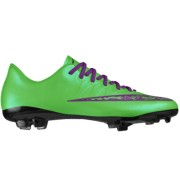 Nike Jr. Mercurial Vapor X FG iD Boys' Firm-Ground Football Boot
