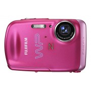 Fujifilm FinePix Z33WP 10MP Waterproof Digital Camera with 3x Optical Zoom (Pink)