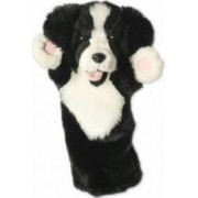 Jucarie educativa The Puppet Company Hand Doll - Border Collie