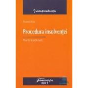Procedura insolventei. Practica judiciara - Elisabeta Rosu