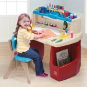 Step2 Deluxe Art Master Desk For Kids