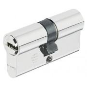 Cilindru de siguranta dublu Abus D45N 40x40 mm, 5 chei, protectie anti-gaurire