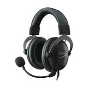 Kingston HyperX Cloud II Wired 53 mm Headset - Over-the-head - Circumaural - Gun Metal