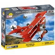 Cobi 2974 Great Fokker Dr.I RED BARON