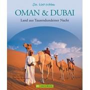 Fotoboek die Welt erleben Oman & Dubai   Bruckmann