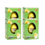 Magic Growing Surprise Chicken Pet Hatching Egg Kids Toy Pack of 4